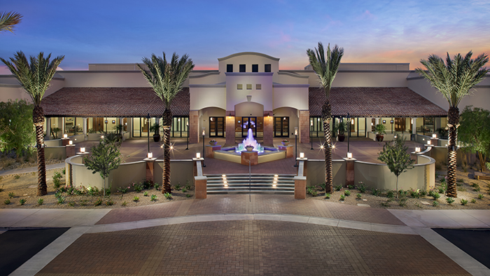 Palomino Conference Center at the Fairmont Scottsdale Princess